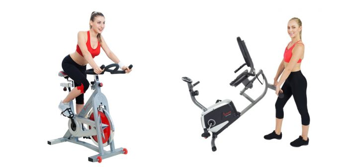 Spin Bikes Vs Recumbent Bikes – What Is The Difference?
