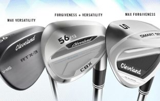 cleveland golf wedges