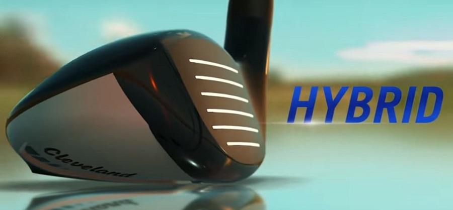 cleveland golf hybrids - launcher hb