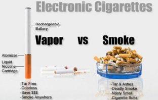 The dangerous e-cigs
