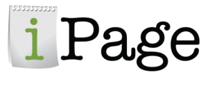 logo for ipage the best web hosting service for small to medium sized businesses