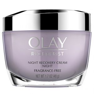 picture of olay night recovery cream