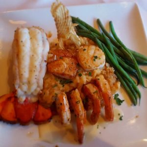 Blue Point Grille Review Cleveland Ohio Fine Dining Seafood Restaurant