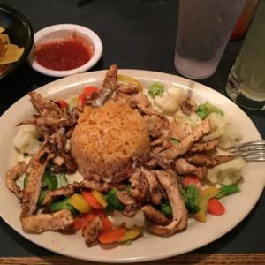 Camino Mexican Restaurant In Downtown Cleveland Oh