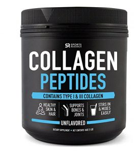 Sports Research Collagen Peptides Review