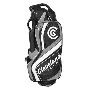 photo of the cleveland golf cart bag