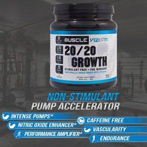 Best Stimulant Free Pre Workout Top Non Stim Supplements 2019