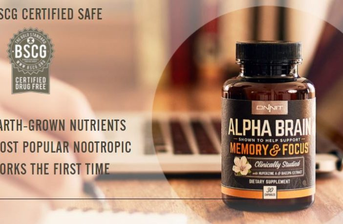 Onnit Alpha Brain Free Trial Review Coupon Code Nootropic